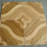 Plancher en bois parquet en mosaïque de chêne