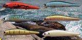 Fishing Lure - Plastic Lure -Pishing Bait- Tombage de pêche Pbhs16013 Serie