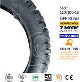 El sur de América del camino cansa el neumático 110/100-18 de la motocicleta del neumático de la motocicleta de la moto de las piezas de la motocicleta