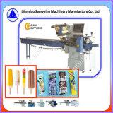 Empaquetadora automática de la dimensión de una variable de alta velocidad de la almohadilla Swsf-450