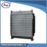 R6110zld-20: Radiador de agua para grupo electrógeno Weichai