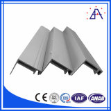 太陽電池パネルフレームのための高品質によって陽極酸化されるアルミニウムプロフィール