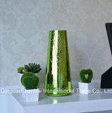 現代ホーム装飾的なガラスビンの多彩な花つぼ