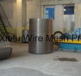 Keil-Draht-Zylinder-Bildschirm verwendet in Architektur