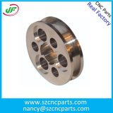 Kundenspezifische Präzisions-maschinell bearbeitende Aluminiumprägeteile, CNC-Schmieden-Teil