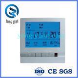 Thermostat de pièce d'affichage à cristaux liquides pour la climatisation (BS-233)
