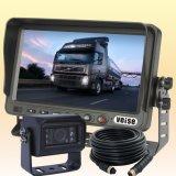 O caminhão pesado da câmara digital parte o sistema da vista traseira para todos os veículos