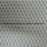 Malha de metal expandido de alumínio achatado
