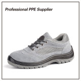 PUの注入のローカットの中国の安全靴