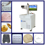 Máquina de la marca del laser del CO2 de la alta exactitud, para los materiales del no metal (MC-15)