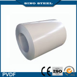 PVDF는 필름 코팅을%s 가진 알루미늄 강철 코일을 Prepainted