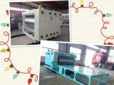 3 máquinas de cadena de la impresora de Flexo del color del alimentador y del cartón de Slotter