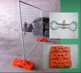Empurrador Temporária galvanizado removível/proteção temporária
