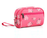 [هيغقوليتي] من الصغيرة يكسر زهرة مستحضر تجميل حقيبة