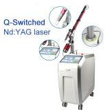 De nieuwe Monaliza Q Geschakelde Verwijdering van de Tatoegering van de Laser van Nd YAG