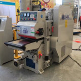 Automatisches Holzbearbeitung-Doppeltes versah flachere Thicknesser Maschine mit Seiten