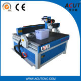 Router pequeno do Woodworking Machinry/CNC com bomba de vácuo