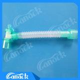 Circuito respiratório anestesia fabricante chinês de montagem do cateter