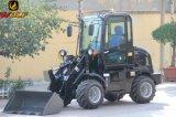Minirad-Ladevorrichtung Zl08 der ladevorrichtungs-0.8ton für Verkauf