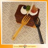 En plastique Multi-Employer la fourche de gâteaux de cuisine