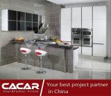 Современные Брисбена и смарт-белый фортепиано лаком кухня шкаф (CA12-08)