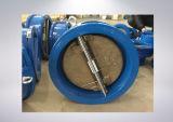 Dn50-Dn600 si raddoppiano valvola di ritenuta della cialda del piatto