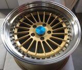 Accesorios para auto Replica de Alta calidad de llantas de aluminio para Nissan Toyota Hyundai Isuzu autos