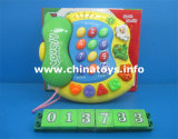 Juguete del instrumento musical, juguete musical plástico (013729)