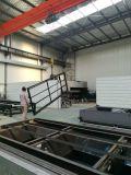 金属のための1530 1000W CNCの光ファイバレーザーの打抜き機