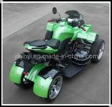patio de las ruedas 250cc cuatro aprobado por la CEE