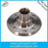 Hochpräzisions-CNC-Drehmaschine Bearbeitung und Rändel-Teile, CNC-Teile