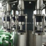 Sprankelende Dranken, Cokes, het Vullen van de Drank van het Sodawater de Installatie van de Machine