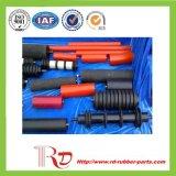 Rouleaux de convoyeur à courroie / Pièces de machines de ceintures