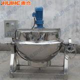 Чайник нагрева электрическим током большой Jacketed (с смесителем 50-1000L)