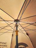 60 인치 광고를 위한 방풍 옥외 일요일 우산 (BU-0060W)
