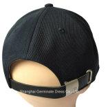 Gorra de béisbol de la manera en tela de acrílico con el bordado de Falt (LY116)