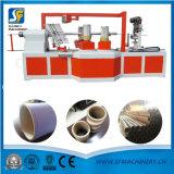 Tube personnalisé de spirale de machine de découpage de faisceau de papier de tension faisant la machine