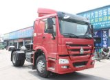 Sinotruk HOWO Zz4187m3511V 4X2 290-420HP Traktor