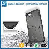 Caisse lourde de téléphone de Kickstand de cas dur pour pour l'atterrisseur G4/G5