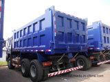 Autocarro a cassone del deposito di Sinotruck HOWO 6X4