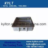 OEM 알루미늄 아연 합금은 Electornic 부속품을%s 주물 주거를 정지한다