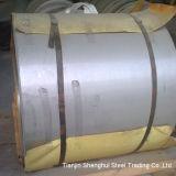 Pente de la meilleure qualité de la bobine JIS 409 d'acier inoxydable de qualité