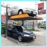 Sistema hidráulico llano del estacionamiento del apilador del coche 2