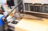Tipo novo tear da máquina de tecelagem da circunstância e da maquineta do jato do ar de toalha de Terry