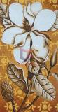 Mosaico de vidro da arte da decoração da flor (CFD202)