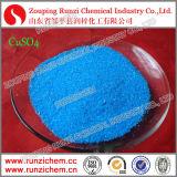 青い水晶肥料の使用のCu 25%の銅硫酸塩