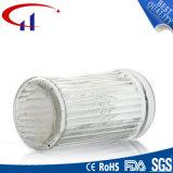 contenitore di vetro di nuovo disegno 370ml per alimento (CHJ8136)
