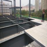 Edificio de oficinas de dos pisos modular de la estructura de acero con tiempo de construcción corto
