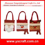 Bolsa de la Navidad de la decoración de la Navidad (ZY15Y018-1-2-3)