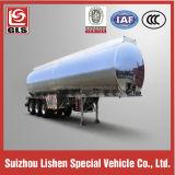 35cbm 2-Axle Edelstahl Oil Fuel Tank Semi Trailer